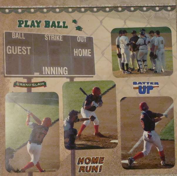 Reading Phillies Baseball