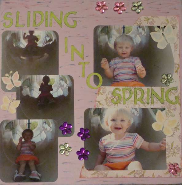 Sliding into Spring