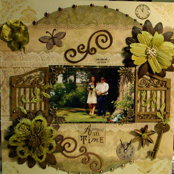 A MOMENT IN TIME  **SWIRLYDOOS KIT**