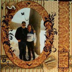 DAD & I  ~~GRAPHIC 45~~