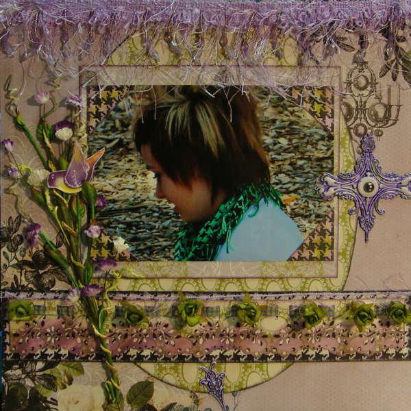 Pretty In Purple  ~~SWIRLYDOOS~~