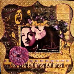 Billie Holiday ~~Graphic 45~~