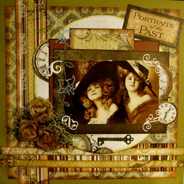 Portraits of the Past ~~Scraps of Darkness~~