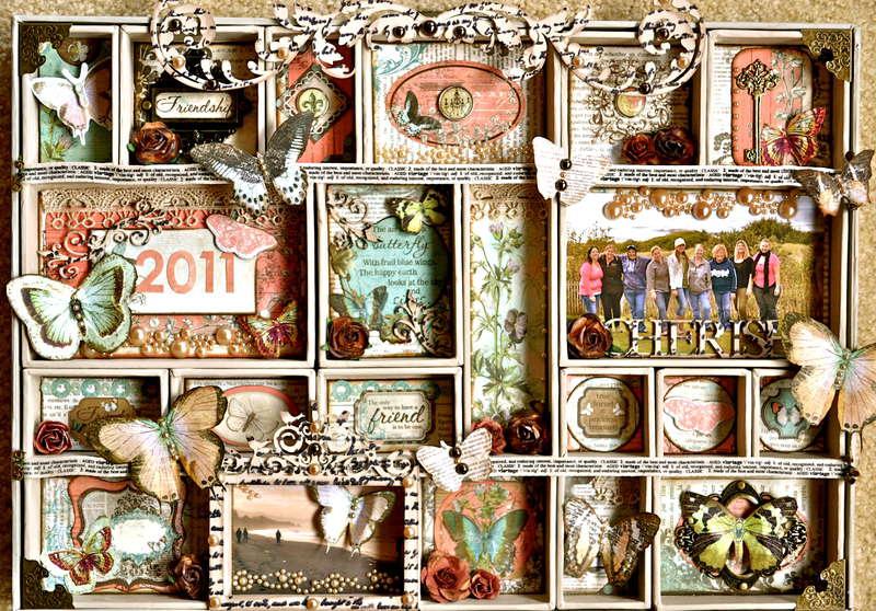 Retreat Memories  ~~Imaginarium Designs~~