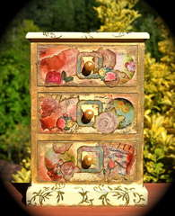Altered Project ~~Scraps of Elegance~~