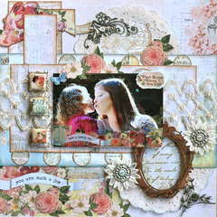 You and Me  ~~Scraps of Elegance~~