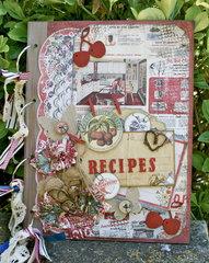 Recipe Book  ~~Scraps of Darkness~~