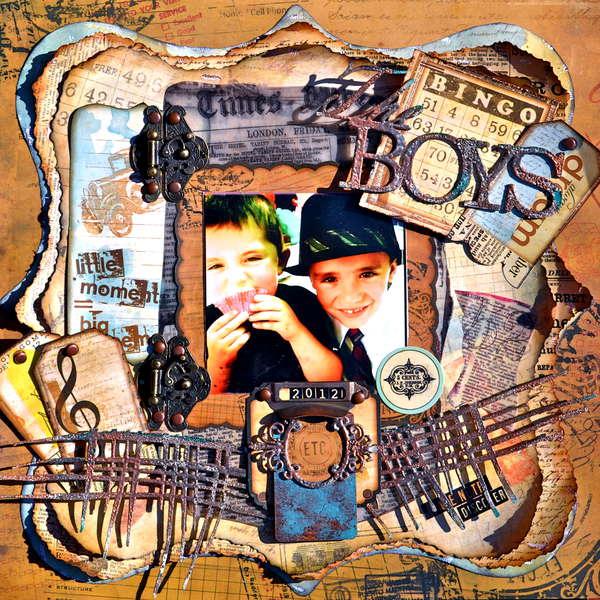 The Boys  ~~Imaginarium Designs~~