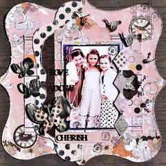 Love, Adore & Cherish  ~~Imaginarium Designs