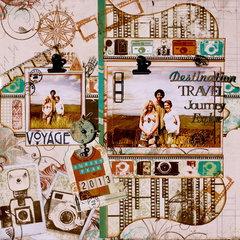 Going Home ~~Imaginarium Designs~~