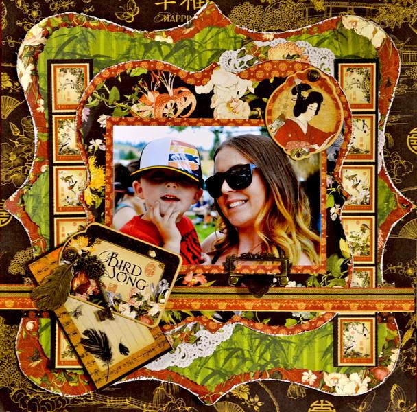 Elias & Mama  ~~Scraps Of Darkness Reveal & Blog Hop~~