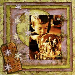A Child's Wonder ~~Scraps of Darkness~~ *Pandora's Box*