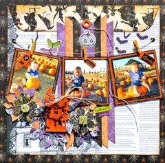The Pumpkin Patch ~Scraps Of Darkness~