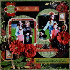 The Family  ~~Scraps Of Darkness Reveal & Blog Hop~~