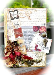 ~Scraps of Darkness~ Altered Configuration Book