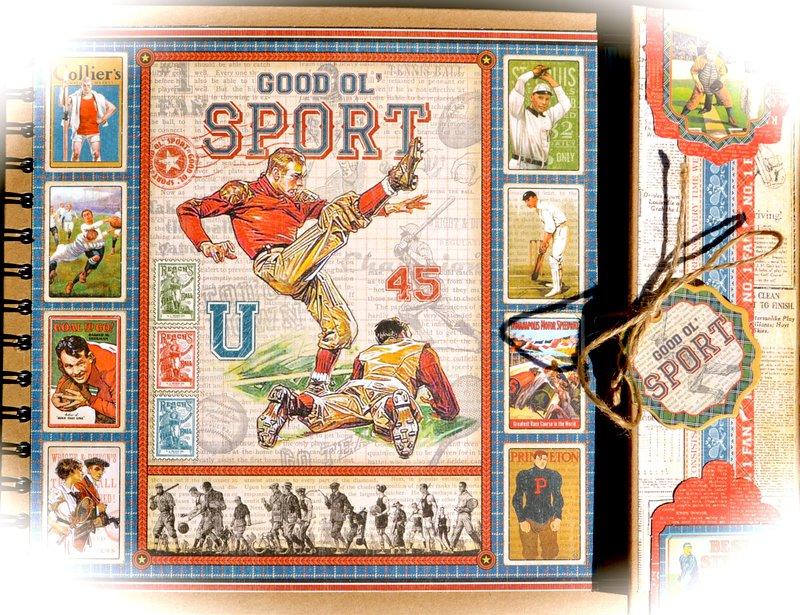 ~Good Ole Sports~  ~~Imaginarium Designs~~