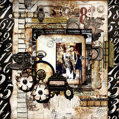 """""""From LeipZig With Love"""" ~Scraps of Darkness"""""""