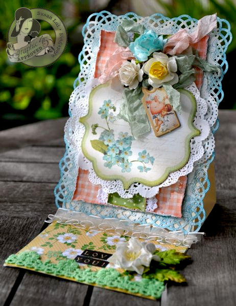 Love Easel Card *Graphic 45*