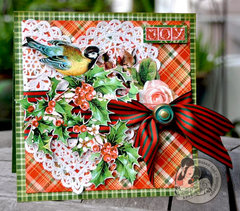 Christmas Card *Graphic 45*