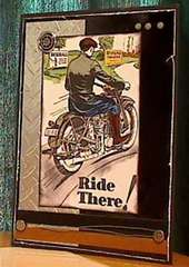 Ride There