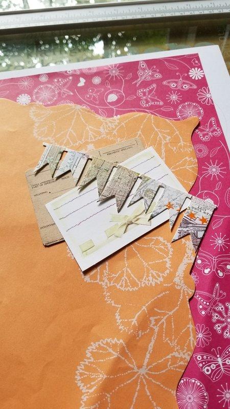 June Ugly Paper Challenge