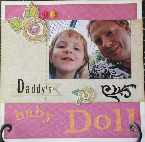 Daddy's baby Doll