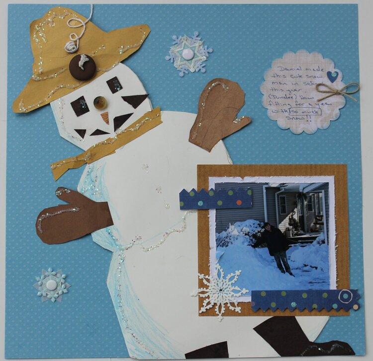 Snow Man...