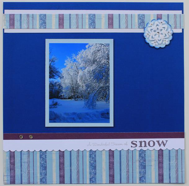 A Wonderful Season of Snow