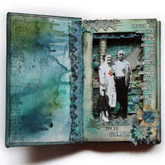 Altered Book - Project 52 Design