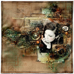 Away *Tim Holtz*