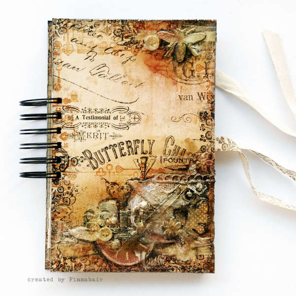 Teabag Journal *Prima*
