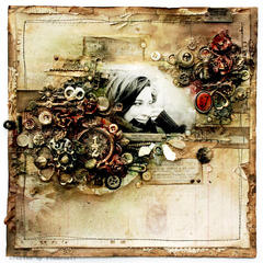 Journey *Tim Holtz*