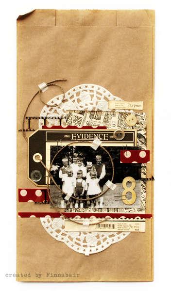 8 - paper bag layout