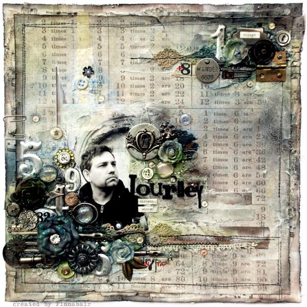 Wander *Tim Holtz*