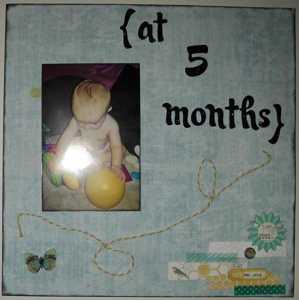 At 5 months
