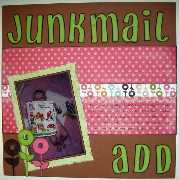 junkmail addict page 1