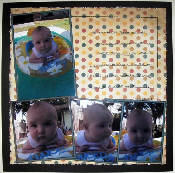 my first swim page 2