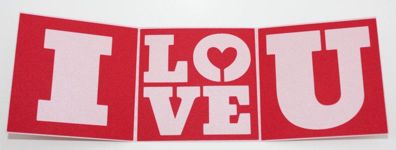 Kids Valentine's Day Card