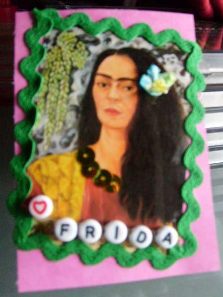 Another Frida ATC