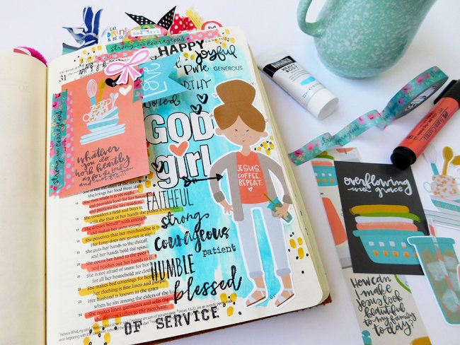 What Makes a God Girl?: Proverbs 31