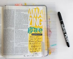 Bible Journaling with Shanna Noel of Illustrated Faith