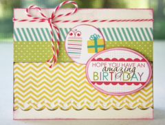 Amazing Birthday by Morgan Bandkowski