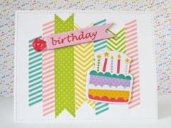 Birthday by Kathy Martin