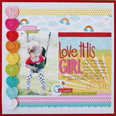 �Love This Girl�, by Brook Stewart.