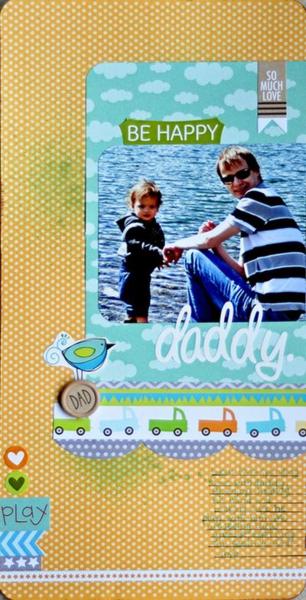 Daddy by Sue Mylde