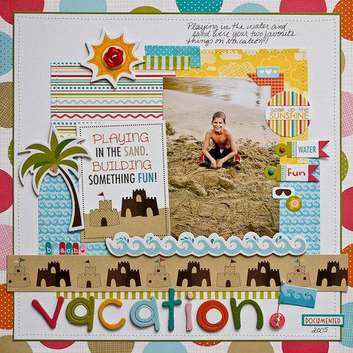 Vacation by Diane Payne
