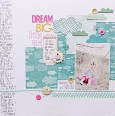 Dream Big by Megan Klauer