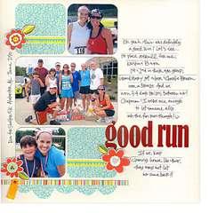 Good Run by Gretchen McElveen