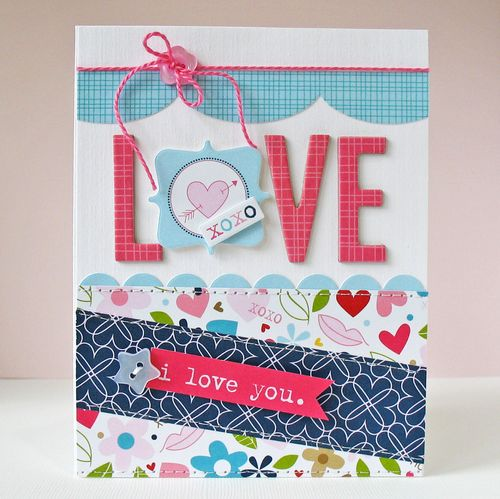 Love by Kathy Martin featuring Kiss Me from Bella Blvd