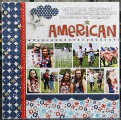 All American from Bella Blvd